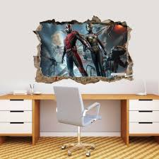 Fathead Marvel Flying Ant Man Peel And Stick Wall Decal For Sale Online Ebay