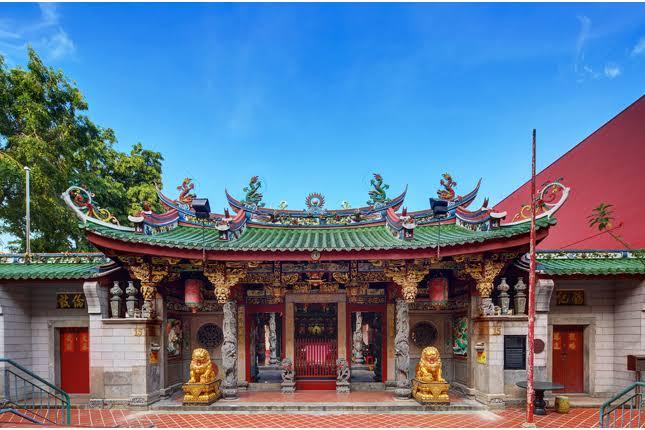 """ผลการค้นหารูปภาพสำหรับ Tan Si Chong Su Temple"""""""