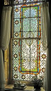 victorian stained glass big old