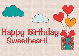 birthday wishes for boyfriend true love words
