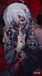 fan anime lock screen wallpaper