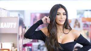 kim kardashian west shares the beauty