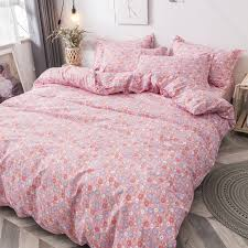 whole pink black bedding full size