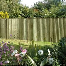 Feather Edge Fence Panel 6ft X 6ft Green At Wooden Supplies Uk Wooden Supplies