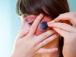 easy diy mermaid makeup tutorial the