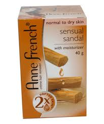 anne french sensual sandal hair removal