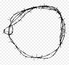 Barbed Wire Png Barbed Wire For Photoshop Transparent Png Vhv