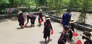 Địa điểm vui chơi hè cho bé Happy Farm Bình Chánh