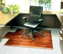 unique rug under desk figures