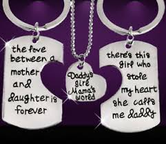 mum daddy dad daughter s gifts
