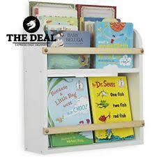 Wallniture Floating Nursery Bookshelf Wall Mount Kids Room Organizer Storage 23 For Sale Online Ebay