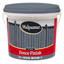 Walpamur 10l Ironbark Fence Finish Bunnings Warehouse