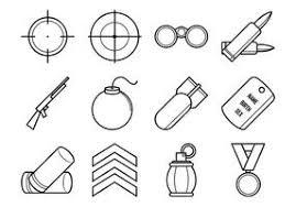 binoculars free vector art 10 888