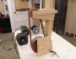 belt grinder build part 2