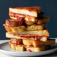 peanut er and jelly french toast