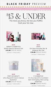 Sephora Black Friday 2020 Ad and Deals ...
