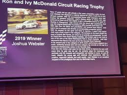 Congratulations to Josh Webster from... - Hyundai Excel Racing Tasmania |  Facebook