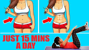reduce belly fat at home weight loss