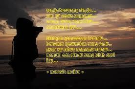 quotes quotes populer tere liye penghujung senja