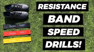 resistance band drills sd