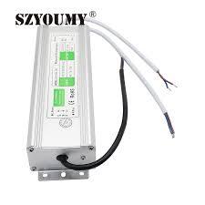 szyoumy dc 12v 150w waterproof ip67