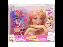 barbie doll makeup for children you