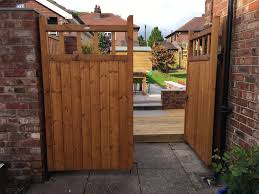 Garden Gates And Side Gates Handcrafted In The Uk To Any Width Or Height Using Time Served Construct Wooden Side Gates Garden Gates And Fencing Wooden Gates