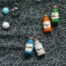 mini magic potion bottles fun family