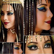cleopatra makeup tutorial and pictures