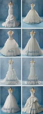 disney princess wedding dresses alfred