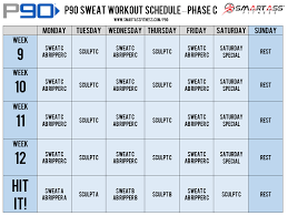 p90 workout review smart fitness