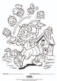 Tekenwedstrijd Sinterklaas Carl Bakkerij
