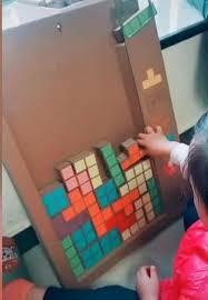 Ông bố trẻ dùng phế liệu làm đồ chơi 3D cho con gái, hút hàng ...