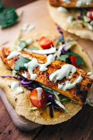 Blackened Fish Tacos with Avocado Lime ...
