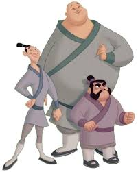 yao ling and chien po quotes and lines disney fanon wiki fandom