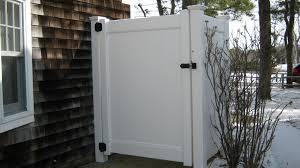 Pvc Gates Spaulding Fence Supply