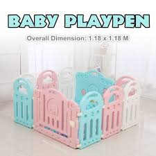 Baby Infants Playpen 10 Panel Kids Activity Center Portable Playard Indoor And Outdoor Baby Fence Safe Play Yard Play Pen With Games Gates For Infants Walmart Com Walmart Com