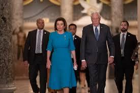 Nancy Pelosi delays