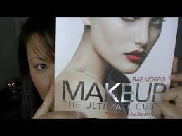 makeup the ultimate guide book review