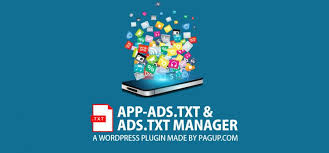 app ads txt ads txt manager voor