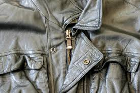 care for and clean a leather jacket