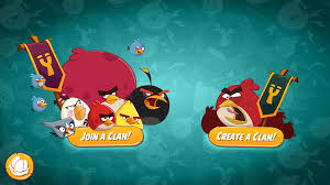 Angry Birds 2 Clans: take on epic challenges together!