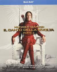 Amazon.com: Hunger Games - Il Canto Della Rivolta - Parte 2 ...