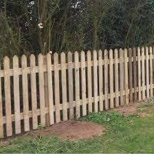 Buy Picket Fencing At Mick George