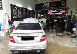 mcs garage car accessories servicing