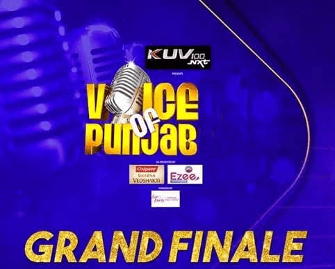 PTC Punjabi Voice Of Punjab Grand Finale