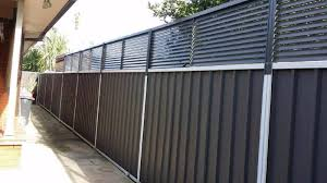 Colorbond Fence Louvre Height Extension Panels 600mm H Building Materials Gumtree Australia New South Wales Sydney Region 1103299901