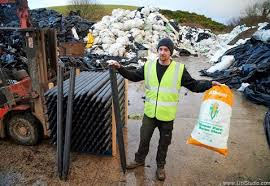 Cree Plant Converts Waste Plastic Into Fence Posts The Clare Champion