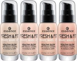 natural look with essence cosmetics