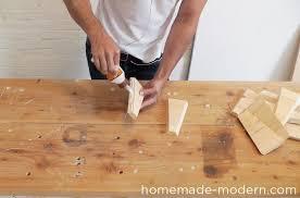 homemade modern ep42 wood pendant lamp